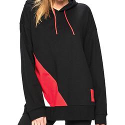 Textiel Dames Sweaters / Sweatshirts Calvin Klein Jeans 00GWS9W364 Zwart