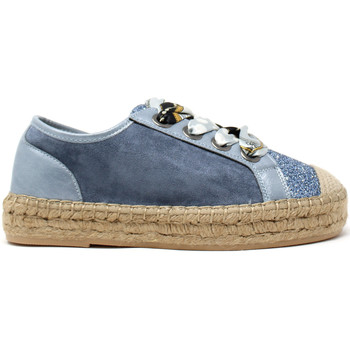 Schoenen Dames Lage sneakers Gold&gold A19 GT813 Blauw