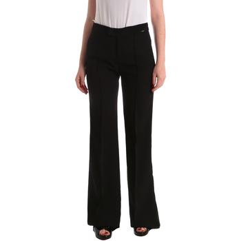 Textiel Dames Pantalons Liu Jo W19363T7982 Zwart