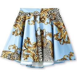 Textiel Dames Rokken Liu Jo W19503T2289 Blauw