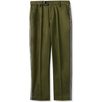Textiel Dames Chino's Liu Jo F19299T2267 Groen