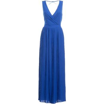 Textiel Dames Lange jurken Fracomina FR19SM673 Blauw