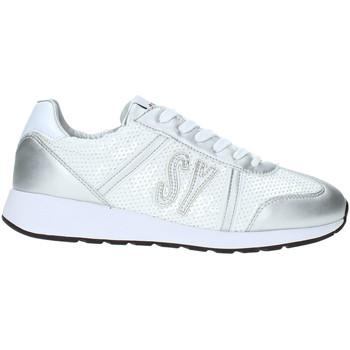 Schoenen Dames Lage sneakers Sweet Years S19-SSW636 Wit