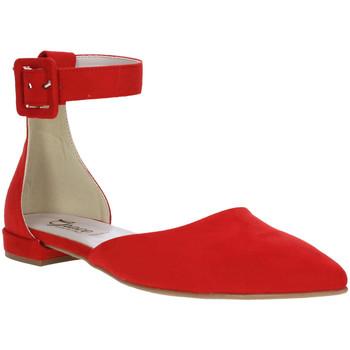 Schoenen Dames Ballerina's Grace Shoes 977003 Rood