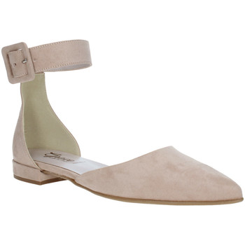 Schoenen Dames Ballerina's Grace Shoes 977003 Roze