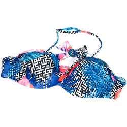 Textiel Dames Bikinibroekjes- en tops Ea7 Emporio Armani 912089 9P432 Blauw