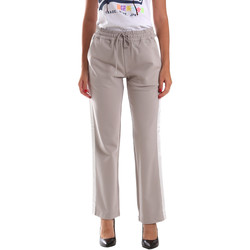 Textiel Dames Trainingsbroeken U.S Polo Assn. 52409 51314 Grijs