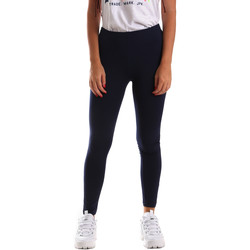 Textiel Dames Leggings Key Up 5LI22 0001 Blauw