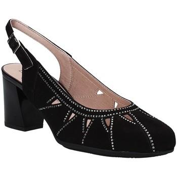 Schoenen Dames pumps Pitillos 5554 Zwart
