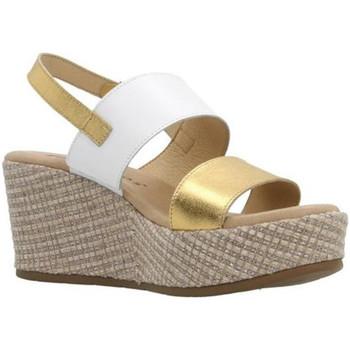 Schoenen Dames Sandalen / Open schoenen Pitillos 5671 Wit