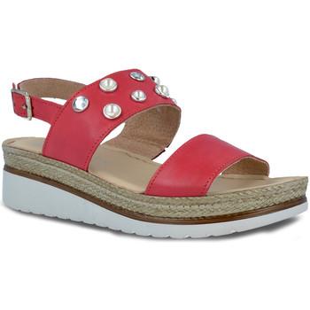 Schoenen Dames Sandalen / Open schoenen Pitillos 5653 Rood
