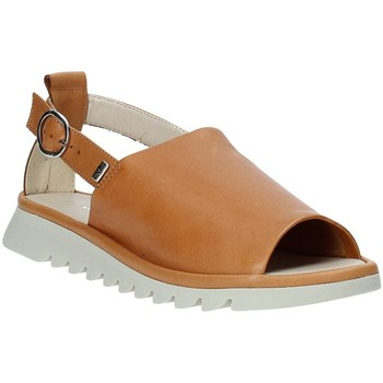 Schoenen Dames Sandalen / Open schoenen Valleverde 41151 Bruin