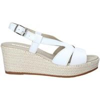 Schoenen Dames Sandalen / Open schoenen Valleverde 32211 Wit