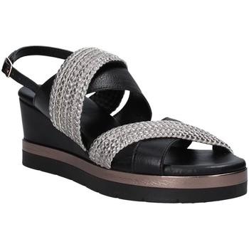 Schoenen Dames Sandalen / Open schoenen Inuovo 121007 Zwart