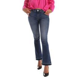 Textiel Dames Bootcut jeans Byblos Blu 2WJ0012 TE0126 Blauw