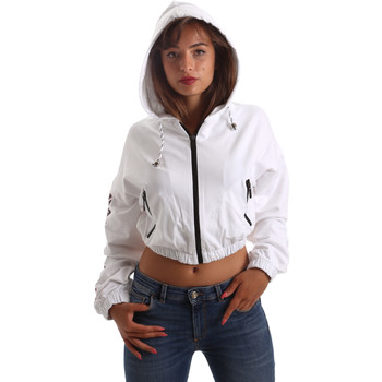 Textiel Dames Sweaters / Sweatshirts Byblos Blu 2WF0005 TE0042 Wit