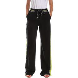 Textiel Dames Trainingsbroeken Byblos Blu 2WP0015 TE0039 Zwart