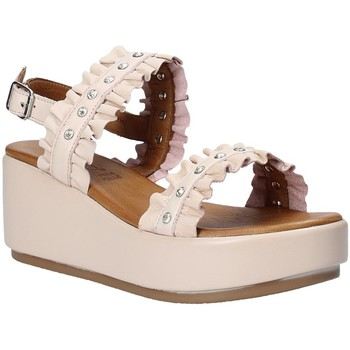 Schoenen Dames Sandalen / Open schoenen Grunland SA2301 Roze