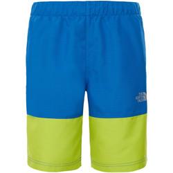 Textiel Kinderen Zwembroeken/ Zwemshorts The North Face T93NNH Blauw