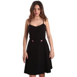 Textiel Dames Korte jurken Gaudi 911FD15005 Zwart