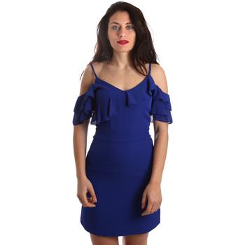 Textiel Dames Korte jurken Gaudi 911FD15049 Blauw