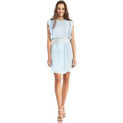Textiel Dames Korte jurken Gaudi 911BD15004 Blauw