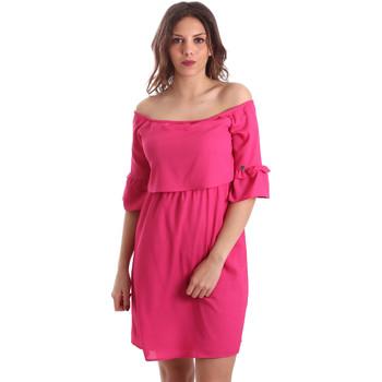 Textiel Dames Korte jurken Gaudi 911BD15015 Roze