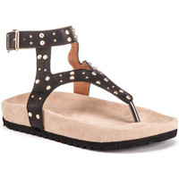 Schoenen Dames Sandalen / Open schoenen Lumberjack SW57506 002 Q12 Zwart