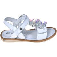 Schoenen Meisjes Sandalen / Open schoenen Melania ME4009D9E.A Wit