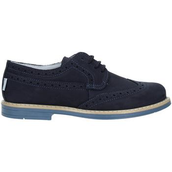 Schoenen Kinderen Derby Melania ME6219F9E.K Blauw