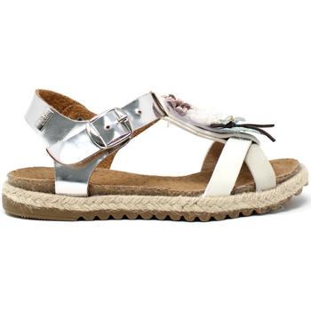 Schoenen Meisjes Sandalen / Open schoenen Miss Sixty S19-SMS586 Zilver