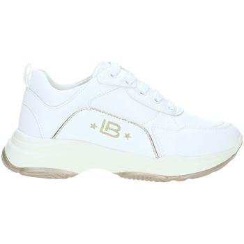 Schoenen Kinderen Lage sneakers Laura Biagiotti 5181A Wit