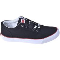 Schoenen Kinderen Lage sneakers Levi's VCAS0006T Zwart