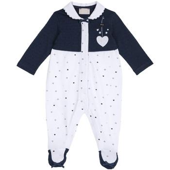 Textiel Kinderen Jumpsuites / Tuinbroeken Chicco 09021783000000 Blauw