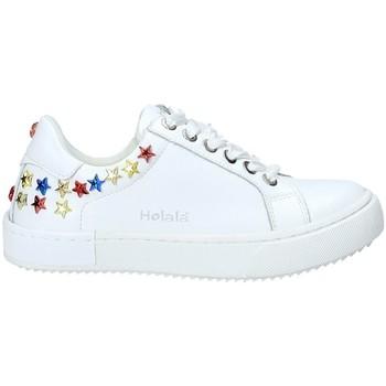 Schoenen Kinderen Lage sneakers Holalà HS0047L Wit