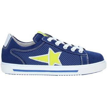 Schoenen Kinderen Lage sneakers Nero Giardini P933450M Blauw
