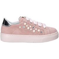 Schoenen Meisjes Lage sneakers NeroGiardini P930920F Roze