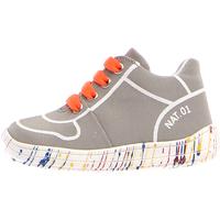 Schoenen Kinderen Lage sneakers Naturino 2013463-03-0B03 Grijs