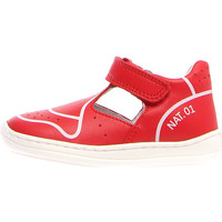 Schoenen Kinderen Sandalen / Open schoenen Naturino 2013464-01-0H05 Rood