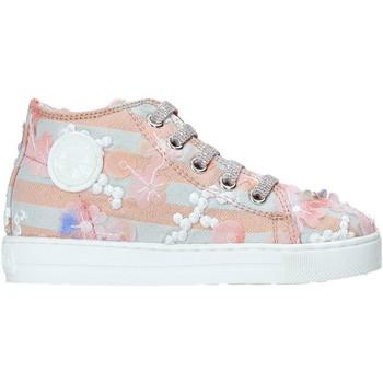 Schoenen Kinderen Hoge sneakers Falcotto 2013571-06-1M17 Roze