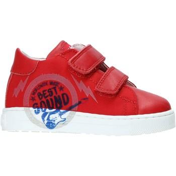 Schoenen Kinderen Lage sneakers Falcotto 2013622-01-1H02 Rood