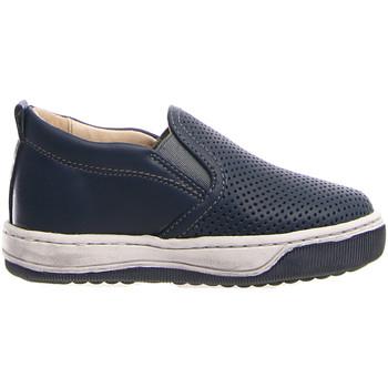 Schoenen Kinderen Instappers Naturino 2013784-61-0C02 Blauw