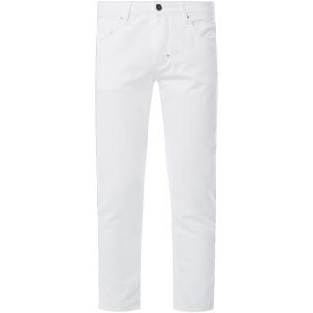 Textiel Heren Skinny jeans Antony Morato MMTR00502 FA900123 Wit