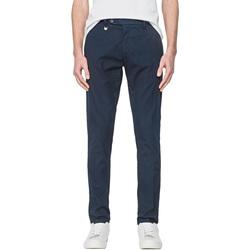 Textiel Heren Chino's Antony Morato MMTR00496 FA800127 Blauw