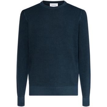 Textiel Heren Truien Calvin Klein Jeans K10K104721 Blauw