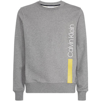 Textiel Heren Sweaters / Sweatshirts Calvin Klein Jeans K10K103943 Grijs
