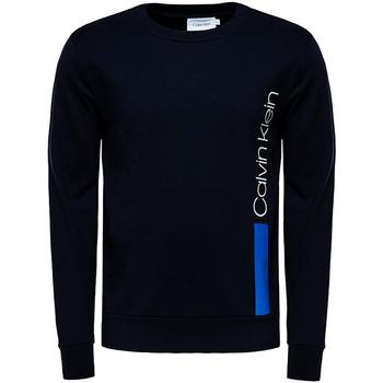 Textiel Heren Sweaters / Sweatshirts Calvin Klein Jeans K10K103943 Blauw