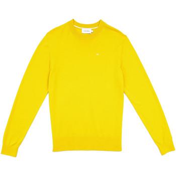 Textiel Heren Truien Calvin Klein Jeans K10K104068 Geel