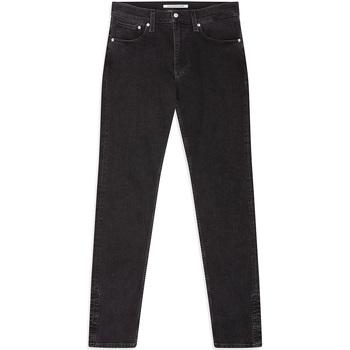 Textiel Heren Straight jeans Calvin Klein Jeans J30J313032 Zwart