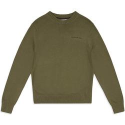 Textiel Heren Truien Calvin Klein Jeans J30J313480 Groen
